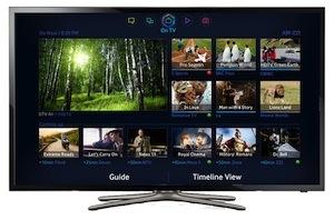 Samsung 32″ LED 5500 Series Smart TV